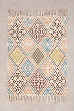 Tappeto in lana (195x145 cm) Antuco Ethnic Colors