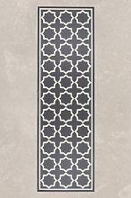 Tappeto in vinile (200x60 cm) Zirab Nero Sklum