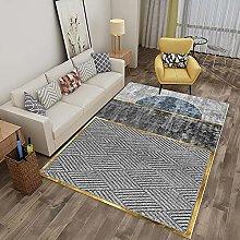 Tappeto moderno geometrico per area casual,