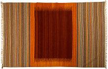 Tappeto Moderno MIAMI, stile Kilim, 100%