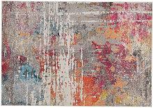 Tappeto moderno multicolore 160 x 230 cm TAG