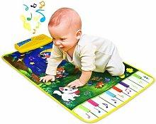 Tappeto musicale gioco interattivo bambini note