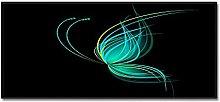 Tappeto Passatoia Luce verde 50cm X 80cm Corridoio