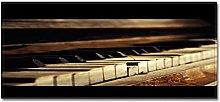 Tappeto Passatoia Piano vintage 40cm X 120cm