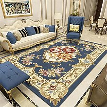 Tappeto Per Cucina Tappeto Blu soggiorno tappeto