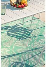 Tappeto per esterni (240x150 cm) Nishe Verde Menta