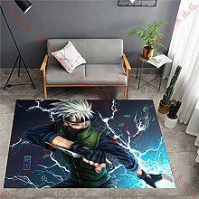 Tappeto Rettangolo Anime Cartoon Naruto Rettangolo