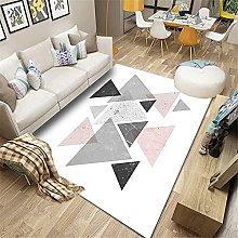 Tappeto Sala Tappeto Cameretta Pink Bianco Carpet