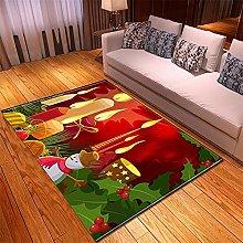 Tappeto Salotto Moderno 160X230cm Candela Rosso