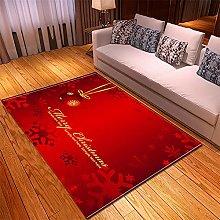 Tappeto Salotto Moderno 40X60cm Palloncino Rosso