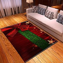 Tappeto Salotto Moderno 80X150cm Stella Rossa