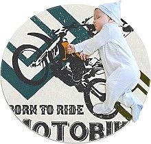Tappeto Salotto Moto Tappetino Interno Antiscivolo