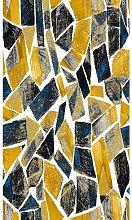 Tappeto Stampato Collage 1 - Geometrico - Arredo -