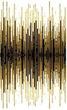 Tappeto Stampato Frequence 1 - Geometrico - Arredo