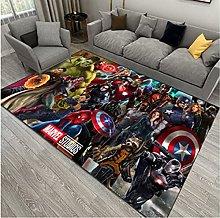 Tappeto Tappeto Marvel Avengers Boy Anime Membro