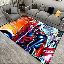 Tappeto Tappeto Marvel Avengers Spider-Man Anime