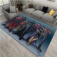 Tappeto Tappeto Marvel Justice League Anime Boy