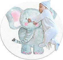 Tappeto Tappetto elefante animale Tappeto per