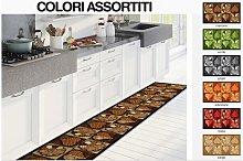 Tappeto X Cucina Mod.Lagos Cm.50X80 Ass.