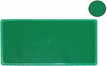 Tappeto Zerbino Millepunte Verde 68x34cm
