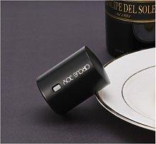 Tappo per bottiglia di vino sottovuoto ad aria, 1
