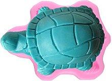 Tartaruga di mare in silicone stampo in resina in