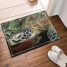 Tartaruga marina decorazione animale Tappeto da