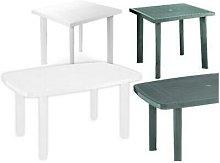 Tavoli in resina faro bianco cm137x85xh72
