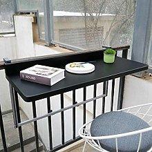 Tavolini da appoggio Tavolo da Balcone Pieghevole