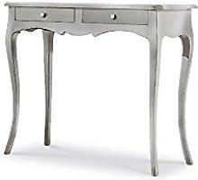 Tavolino a consolle, Arte povera, in Legno