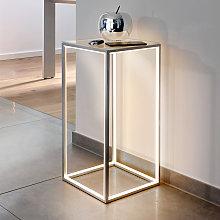 Tavolino illuminato Delux, altezza 60 cm