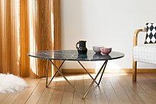 Tavolino in marmo Trivisan