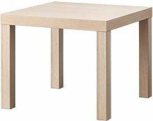 Tavolino Lack, 55 x 55 cm, effetto rovere