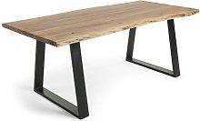 Tavolo ALAIA rettangolare legno 220 x 100