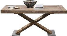 Tavolo asterion di target point in legno e