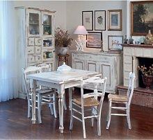 Tavolo Cezanne ALLUNGABILE Rettangolare legno