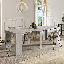 Tavolo consolle allungabile Flora cemento 004580L