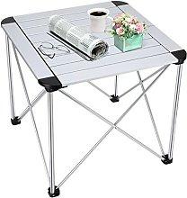 Tavolo da campeggio pieghevole Tavolo in alluminio