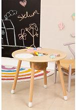Tavolo da gioco in legno per bambini Plei Legno
