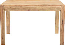 Tavolo da pranzo allungabile in massello di acacia