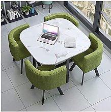 Tavolo da pranzo con tavolo da pranzo e sedia Set