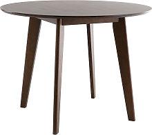 Tavolo da pranzo design rotondo D100 LEENA
