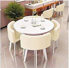 Tavolo da pranzo e set di sedie, Home Tavolo da