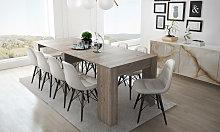 Tavolo da pranzo moderno, Consolle allungabile