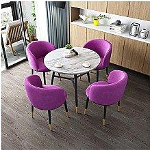 Tavolo da pranzo tavolino e sedia Set Nordic