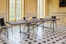 Tavolo del tapezziere allungabile