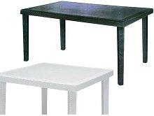 Tavolo in resina boheme cm150x90xh74 tavoli arredo