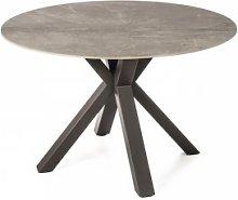 Tavolo Loki quadrato ceramica 120