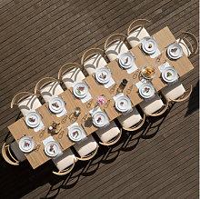 Tavolo quadrato in rovere allungabile 90/340x90