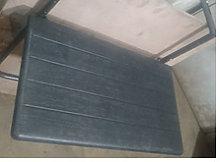 Tavolo ret.balcone 39,5x73/83,5x74hcm papillon